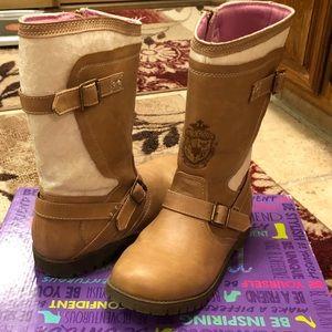 Girls Disney Boots